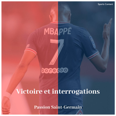 #PSGRCSA Victoire et interrogations cover