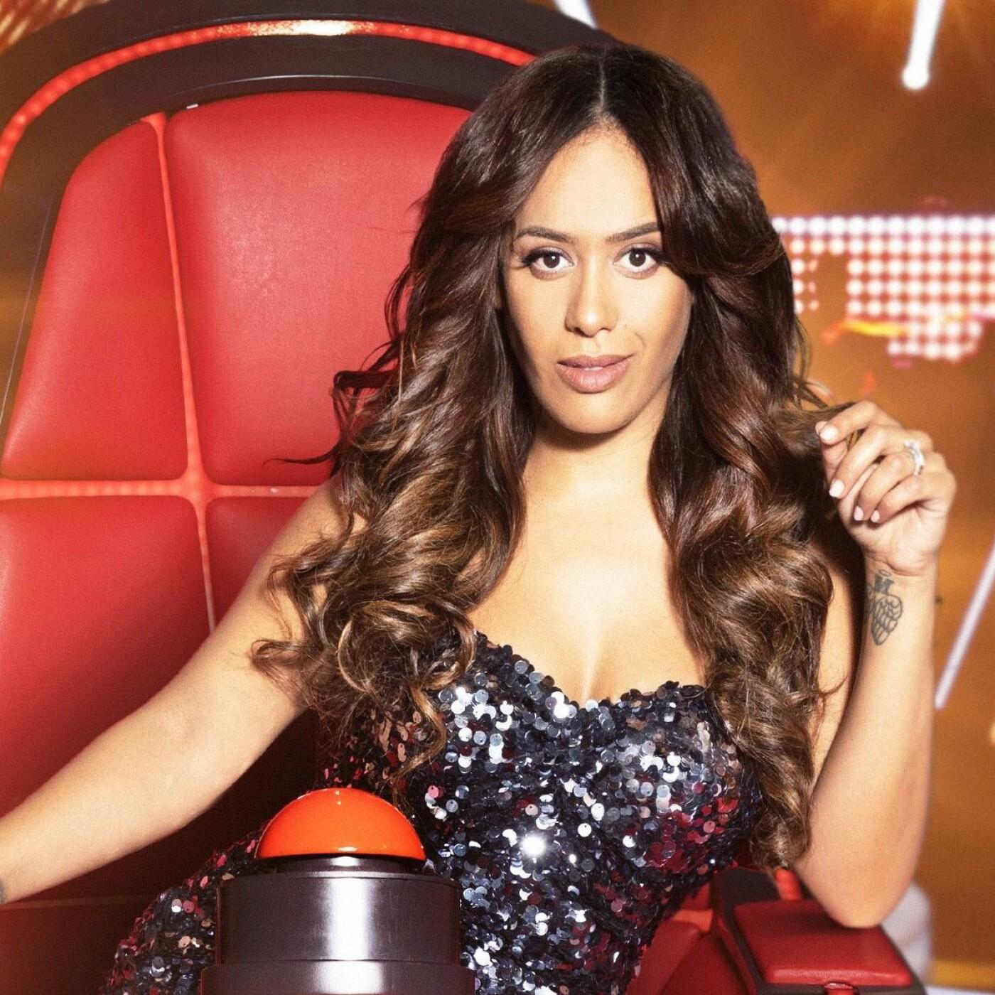 Amel Bent, chanteuse mais aussi actrice !
