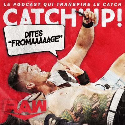 Catch'up! WWE Raw Spécial Draft du 4 octobre 2021 — Pas de ceinture, pas de censure cover