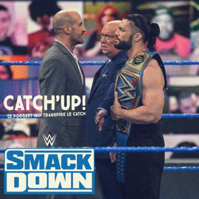 Catch'up! WWE Smackdown du 16 avril 2021 — Défi au champion cover