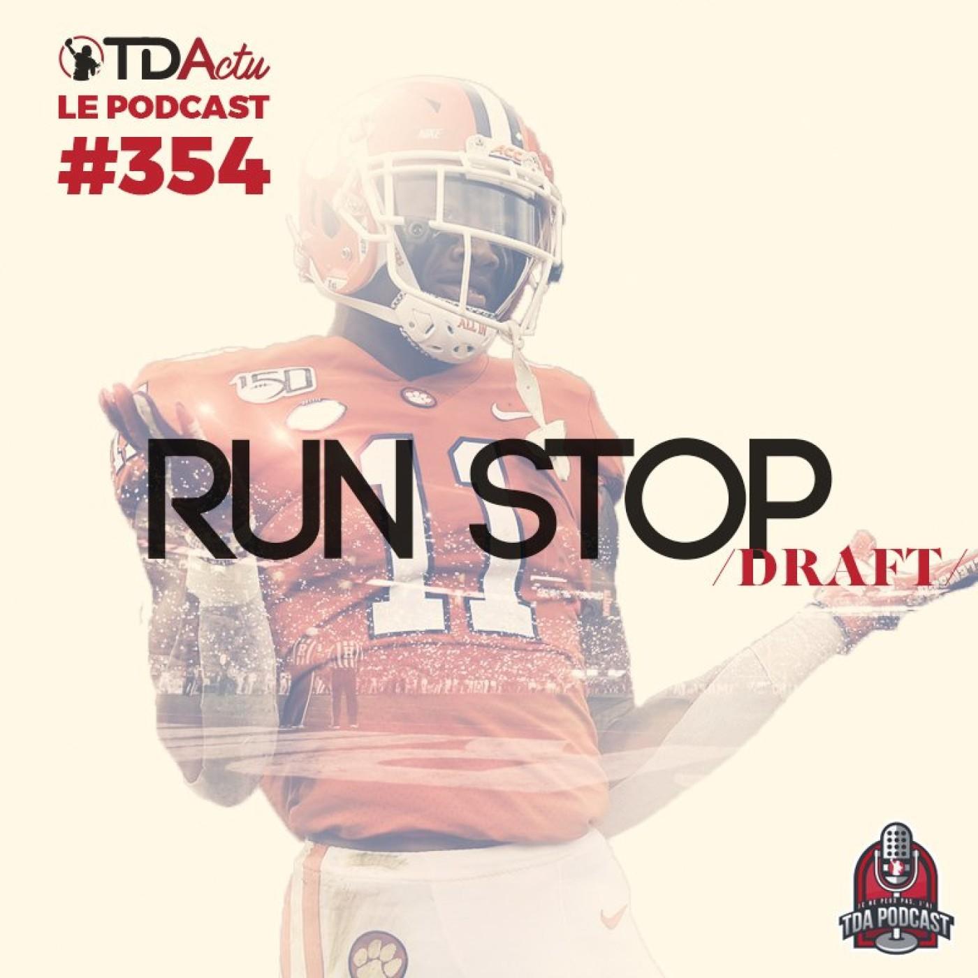 #354 - Draft : vous ne passerez pas (au sol) !