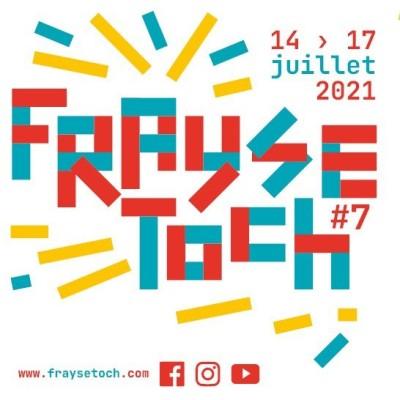 Frayse'toch 2021 - Les jongleurs de Yen a m'Arts cover