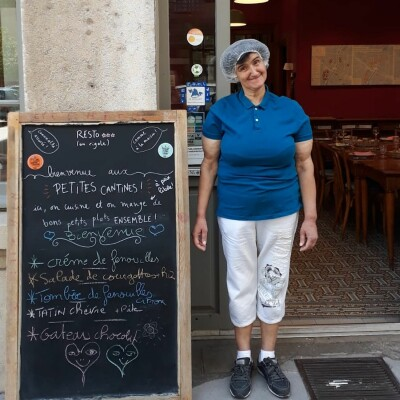 Les Petites Cantines : la cuisine participative cover