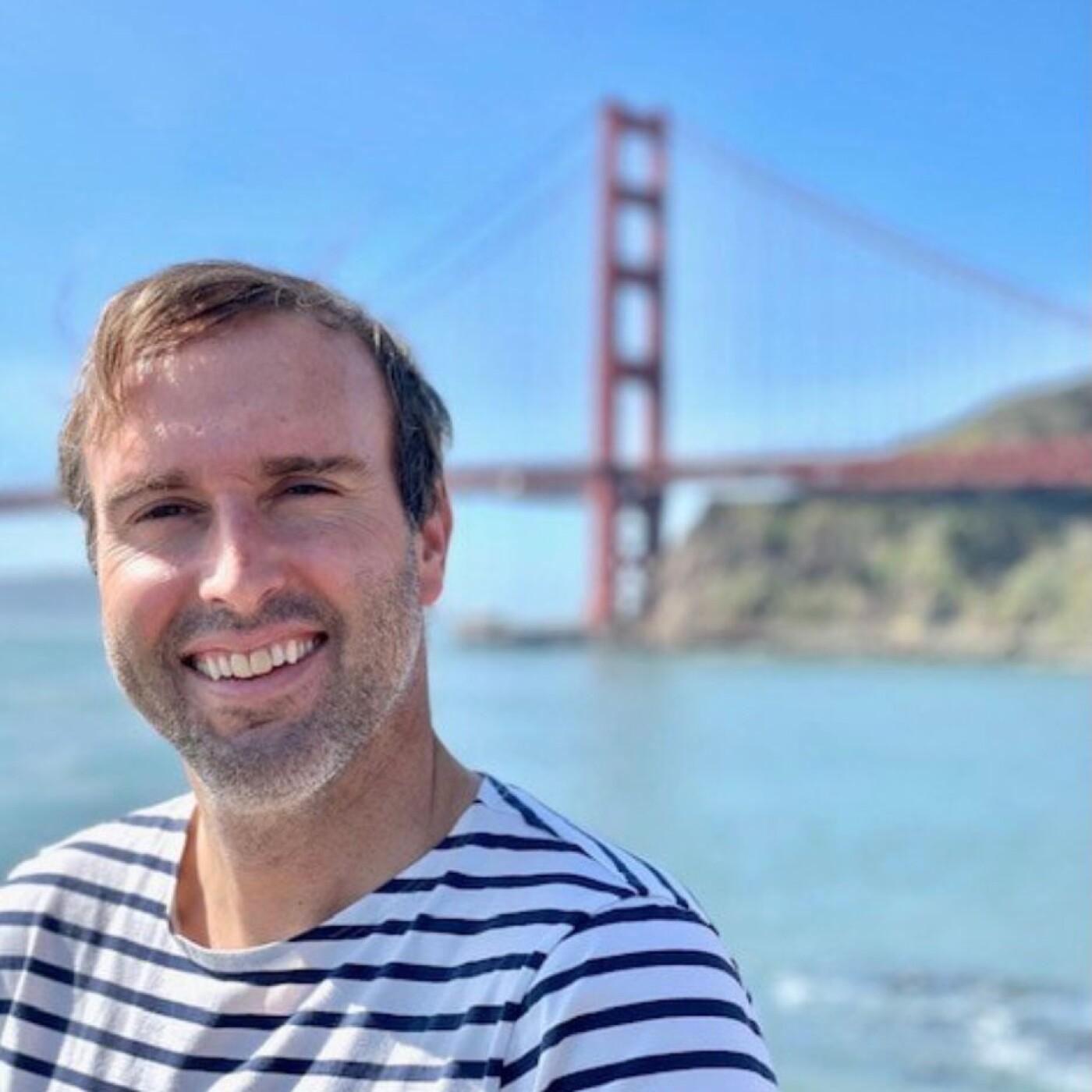 Pierre organise Lapero à San Francisco, USA - 08 07 2021 - StereoChic Radio