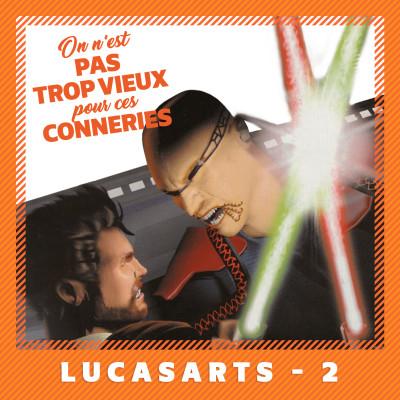 image LucasArts - partie 2 (1996 - 2013)