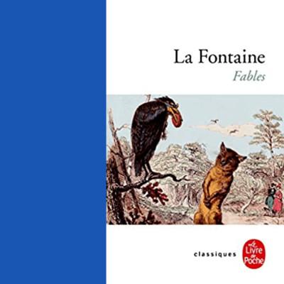 La Fontaine : Fables ( extrait du recueil ) cover