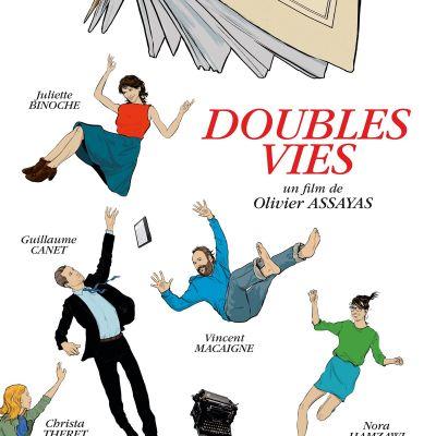 image Critique du Film DOUBLES VIES | Ciné Parler