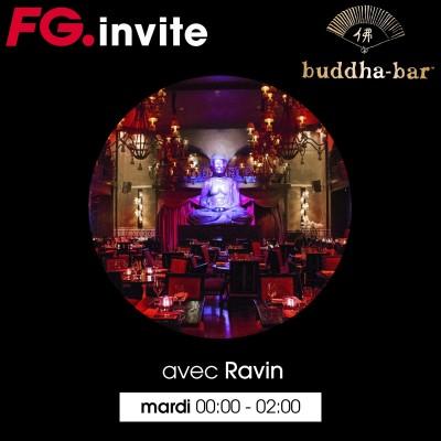 FG INVITE : LE BUDDHA BAR PARIS cover