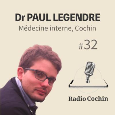 image #32 Dr LEGENDRE - Cas clinique Covid : Patient de 34 ans covid+ avec bradypnée et désaturation persistante