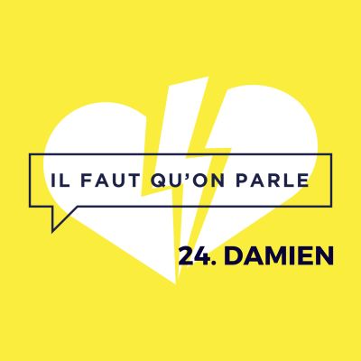 #24 - Damien : Sauveur - Victime - Bourreau cover