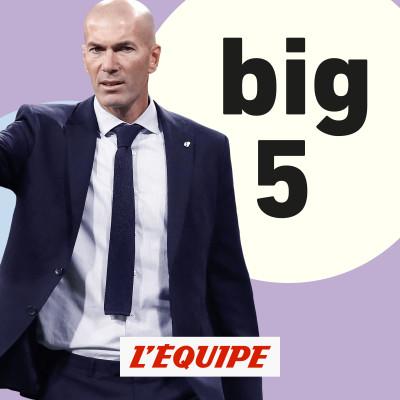 Le scénario toujours signé Zidane cover