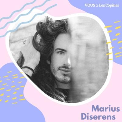 #36 LES COPIN(E)S - Marius Diserens, prof de yoga et féministe intersectionnel cover