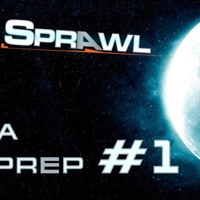 [FR] JDR - MJ PREP 🌗 THE SPRAWL LUNA #1 cover
