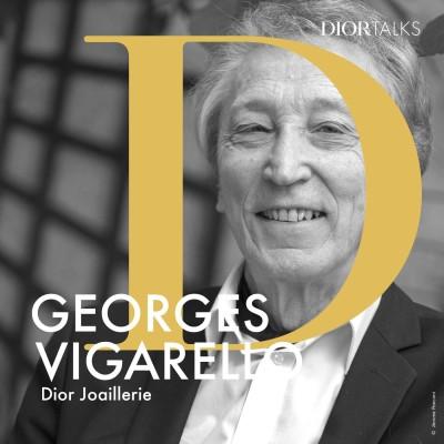 [Dior Joaillerie] Georges Vigarello, agrégé de philosophie, nous conte l'évolution des bijoux et de leur symbolique au fil des siècles cover