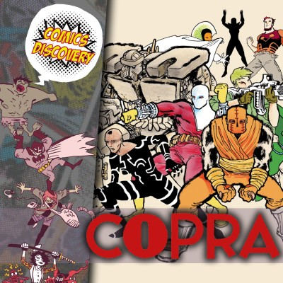 Comicsdiscovery S06E02: Copra cover