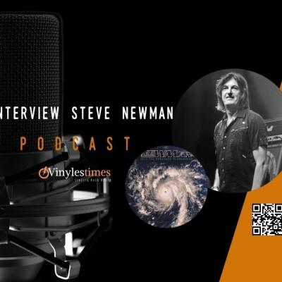 Interview - Steve Newman avec le Doc - 12 09 2021. cover