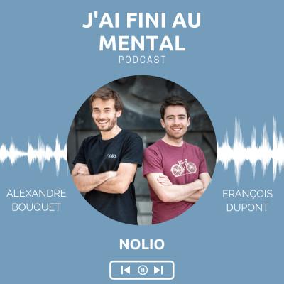 #04 Alexandre bouquet Co-fondateur Nolio - Un outil sur mesure pour les athlètes & les coachs cover