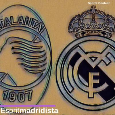 Atalanta Bergame - Real Madrid (avec Atalanta_FR) cover