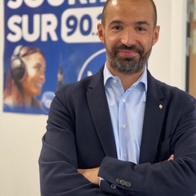 Sébastien MICHEL, maire LR d'Ecully cover