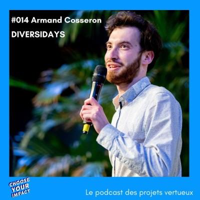 014 Armand Cosseron - DIVERSIDAYS ou comment faire émerger des talents de la diversité cover