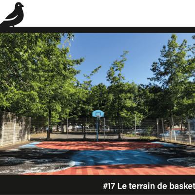 #17 Le terrain de basket cover