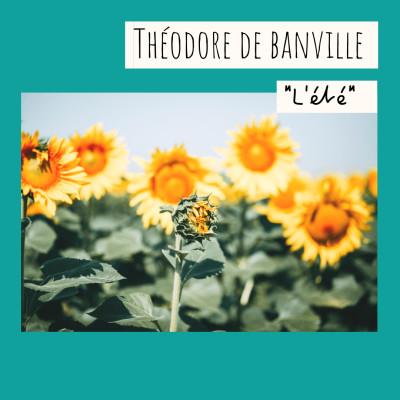14 - « L'été », Théodore de Banville cover