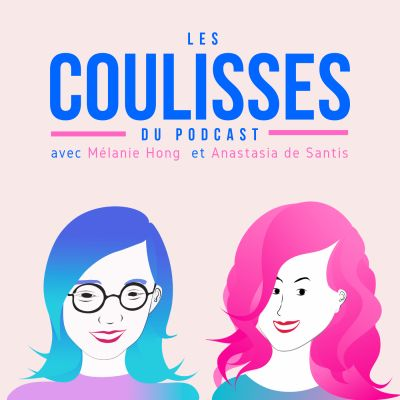 Les Coulisses du Podcast cover