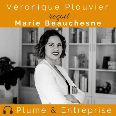 # 38 Marie Beauchesne, la marque c'est moi ! cover