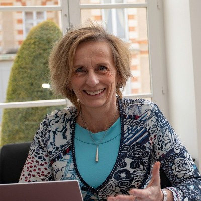 Christine Bertrand, DSIN CD77 (Part 1) : Répondre à la demande brutale de la continuité de service sous Covid-19 cover