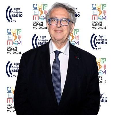 Bernard Amsalem - Vice-Président- Comité National Olympique et Sportif Français (CNOSF) - cover