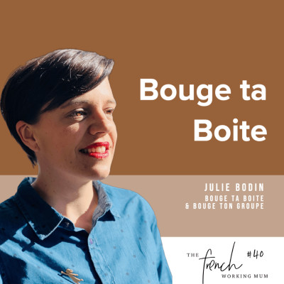 ✨🎧✨  #40 Julie BODIN - Bouge ta Boite cover