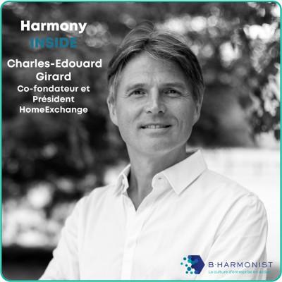 """#39 Charles-Edouard Girard, HomeExchange : """"Il faut se lancer en étant authentique"""" cover"""