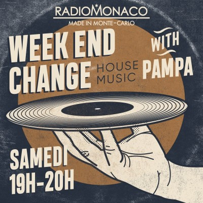 Pampa - Week-End Change (23-10-21) cover