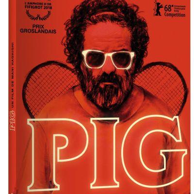 image GAGNE LE FILM PIG EN DVD