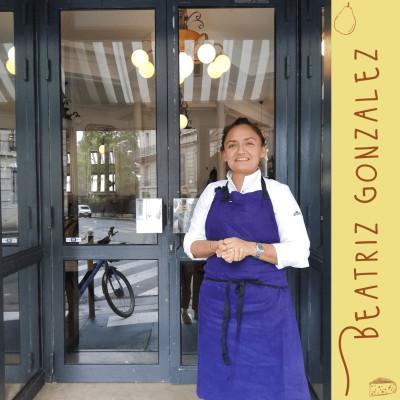Ep 2 - Beatriz Gonzalez cheffe aux restaurants Coretta et Neva à Paris cover