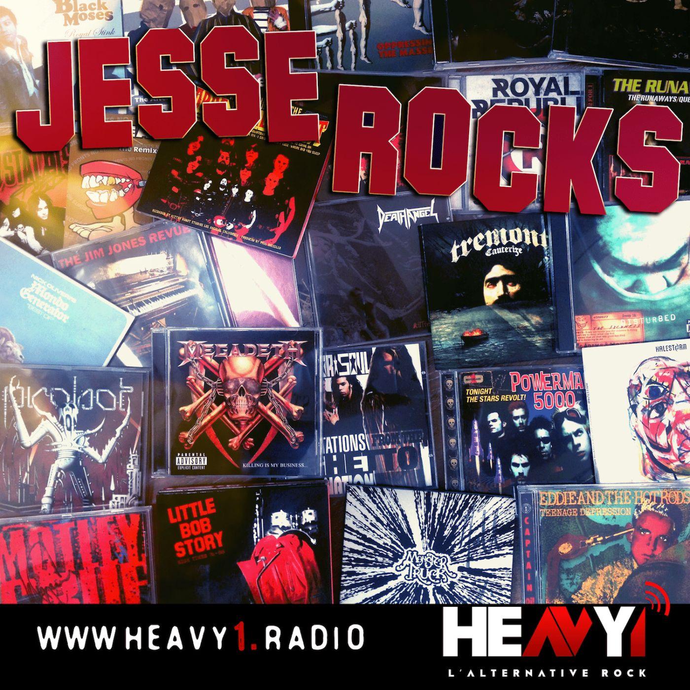 Jesse Rocks #19