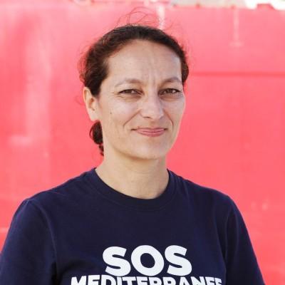 #4_SOS Méditerranée : Les bateaux humanitaires sont-ils une solution durable en Méditerranée ? Sophie BEAU cover