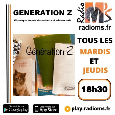 Génération Z #2  - Tous Confinés cover