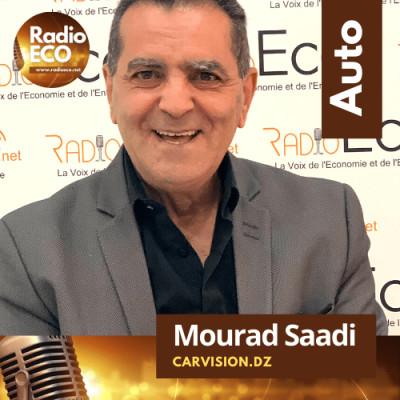 Mourad Saadi I Directeur Carvision.dz cover