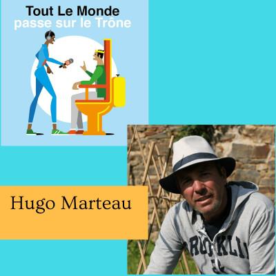 14#-Hugo Marteau, suivre ses rêves comme un chemin invisible qui lui permet de vivre ses passions cover