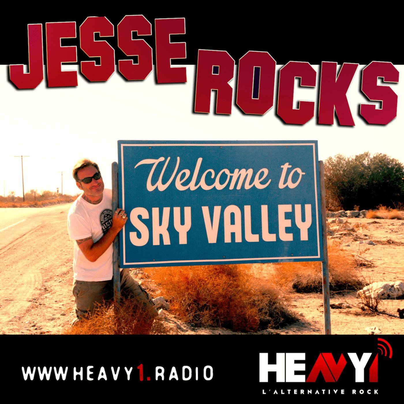 Jesse Rocks #18