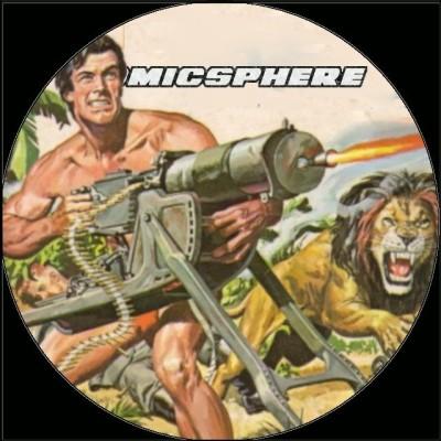 Comicsphere -32- Tarzan cover