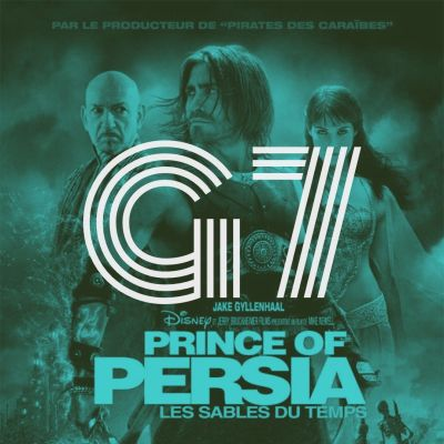 image G7 - Episode 1 - Prince of Persia