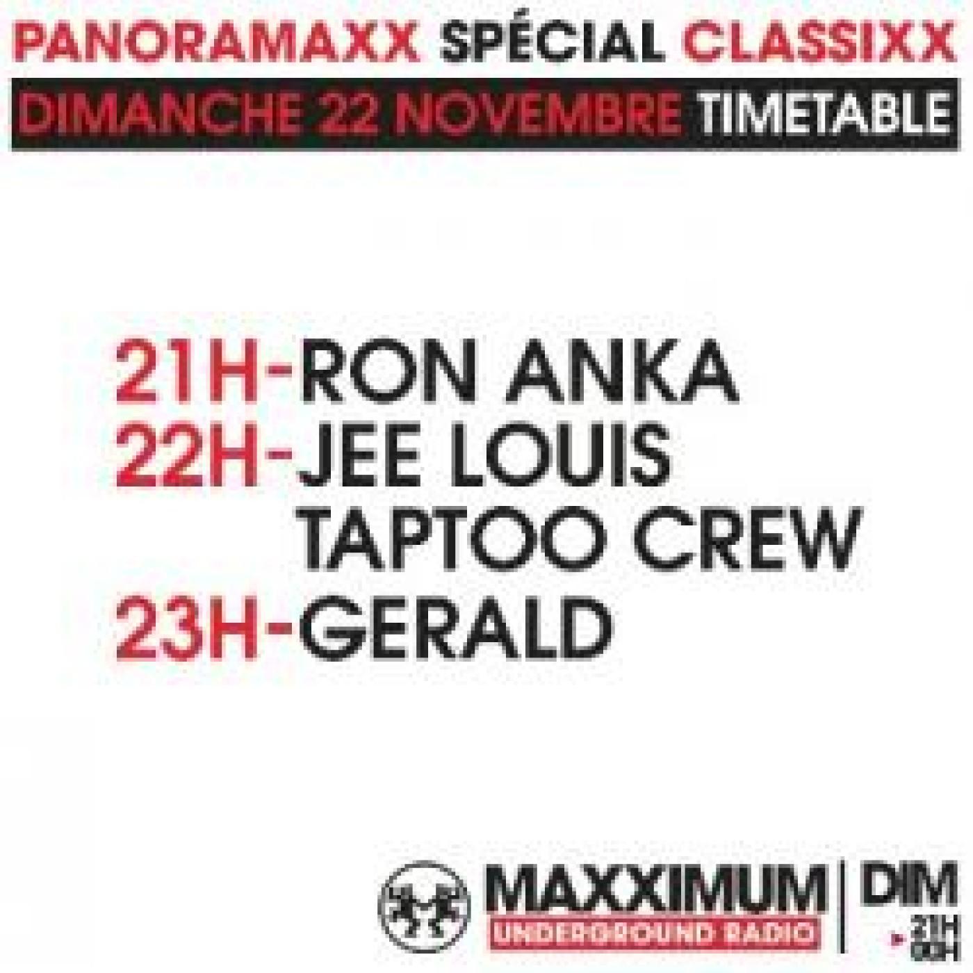 PANORAMAXX CLASSIXX : RON ANKA