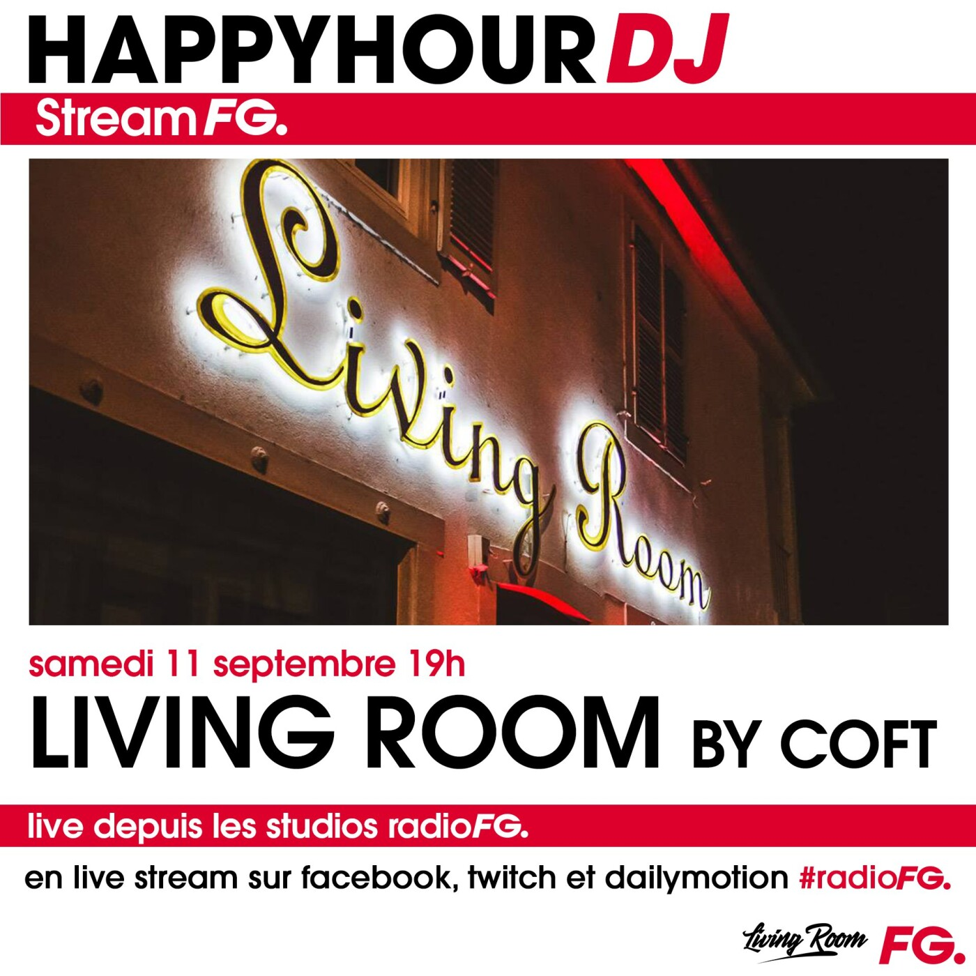 HAPPY HOUR DJ : COFT