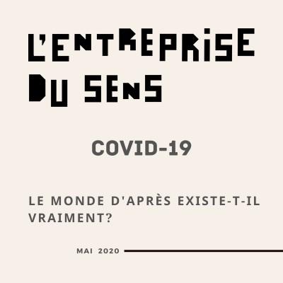 Covid #2 - Le monde d'après existe-t-il vraiment ? - Jean-Emmanuel de la Saussay, fondateur de l'agence d'études marketing Storymind