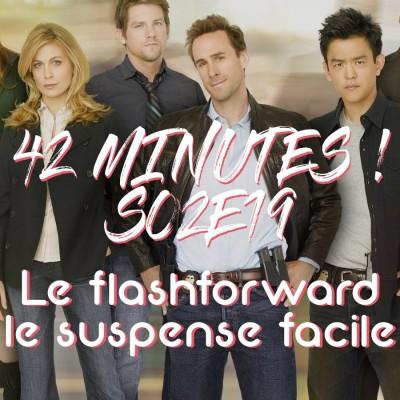 S02E19 - Les Flashforwards cover