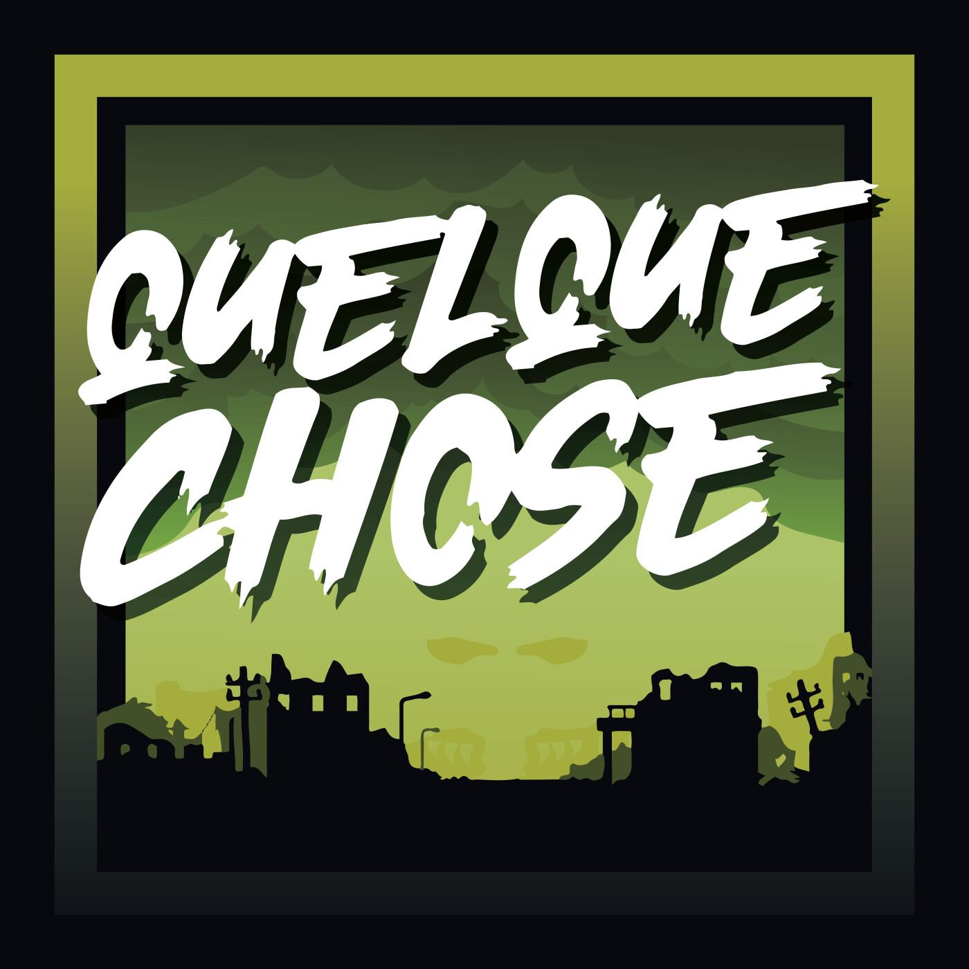 Quelque Chose - Ep 1 Fin de race