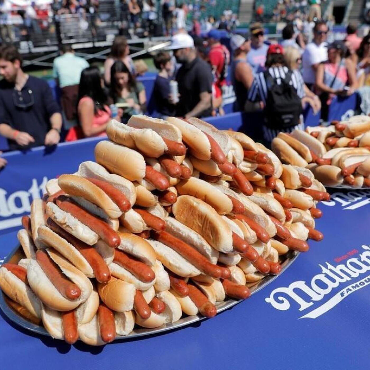 Chiffre du jour,76 hot-dog en 10 mn - 06 07 2021 - StereoChic Radio