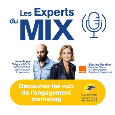 """#3 - Béatrice Mandine, Orange """"Le média courrier permet de passer à l'acte"""" cover"""